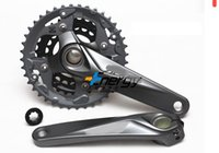 alivio bike - crankset ALIVIO FC M4050 speed speed integrated crankset M430 M4000
