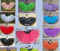 Wholesale Adult tutu skirt women fancy skirts plus size skirt dance tutu skirt party skirt neon skirt
