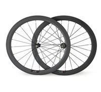 Wholesale 700c mm carbon clincher wheelset with basalt braking surface k matt glossy finish road bicycle wheelset mm with h