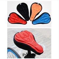 Wholesale New Fashion Bicycle Saddle of Bicycle Parts Cycling Seat Mat Comfortable Cushion Soft Seat Cover For Bike Seat Cushion