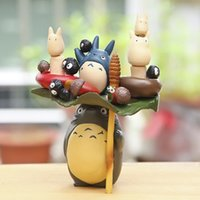 my orders - Sample Order My Neighbor Totoro Action Figures Japanese Anime Miyazaki Assemble Doll Christmas Gift For Kids S30248