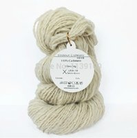 Cheap handspun 100% cashmere yarn pure cashmere yarn FREE shipping