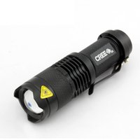 Wholesale New CREE Q5 LED Cycling Bike Bicycle Front Head Light Torch Lamp With Mount
