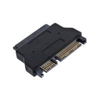 Wholesale SATA Pin Male to quot Hard Drive Slimline Micro SATA pin Adapter F5