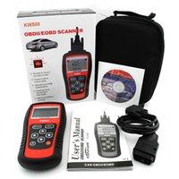 asian scan - KW808 Car Scanner EOBD OBD2 OBDII Diagnostic Live Data Code Reader Check Engine Scan for US Asian Europe cars