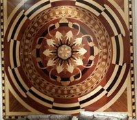 Wholesale Checkered floor fightr Herring Combination floor High end custom floor Design House floor Jade inlaid wood floor Shell floor Floor finishes