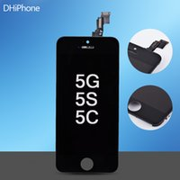 Wholesale For iPhone G S CLCD Screen Display with Touch Screen Digitizer Full Assembly Black White Replacement Screens