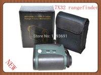 Binoculars Rangefinder - Tactical hunting Military X32 Arc Laser monocular telescope min golf rangefinder Binocular