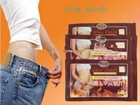 Wholesale 2015 New Arrive The Third Generation Slimming Navel Stick Slim Patch Weight Loss Burning Fat Patch