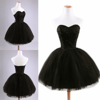 short corset dresses for prom - Cheap Fluffy Short Prom Dresses Sweetheart Corset Ball Gowns Homecoming Dress Beaded Lace After Reception Dresses for Wedding Events