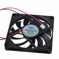 Wholesale 50PCS GDT V P cm mm mm Cooler Radiator DC Fan