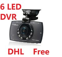 av sensor - New DVR car dvr P Car Camcorder inch Degree H HDMI Out AV OUT Motion Detection LED DHL Free