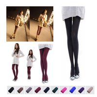 best tights brands - Sexy pantyhose women Nylon Spandex brand new Autumn and Winter tights colors fashion legging best sale DDK0027