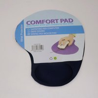 Wholesale pc With convenient and comfortable wrister mousepad