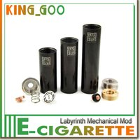 ar electronics - colors Labyrinth Mod electronic cigarette fit thread rda atomizers with battery tubes vs paragon ar mods
