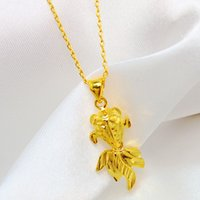 american payment - Short payment chain ossicular goldfish girl jewelry Christmas ornaments jewelry manufacturers through three packages