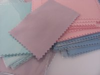 Wholesale Colors customize big with pp pack Silver Polishing Cloth for Golden pearl Jewelry partner Cleaner best Quality
