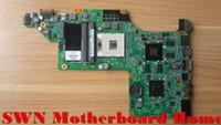 ati laptop - Freeshipping Laptop Motherboard For H P DV6 with ATI G QUA DA0LX6MB6G1 tested OK