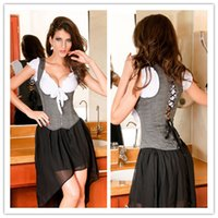 Cheap 2015 Hot sale latex waist cincher gray Color gothic clothing Denim UnderBust Corset top strap shaping slimming underwear