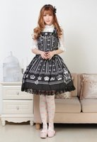 belle jumpers - Black Rose Crown Jumper Skirt Lolita Cute LORI Dress Sweet Princess Lolita Dress LOLITA Belle Dress Best Gift