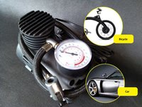 air compressors direct - factory direct sales New Portable V Auto Electric Air Compressor Tire Inflator Pump PSI for Car Motorcycle T east