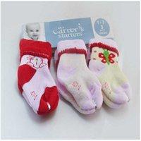 baby girl babywear - Pair Wholesales Cotton Anti Slip Baby Classic Warm Socks Boys Girls Babe Socks Toddler s Cute Socks Babywear Years