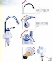 Wholesale Fast hot tap Electrothermal faucet