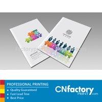 art presentation folders - gsm art paper A4 presentation folder with one pocket cm