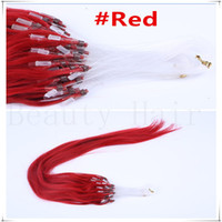 hair extension micro beads - micro loop hair extensions remy hair extension micro bead hair extensions s g g