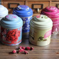 airtight food container - 8pcs double layer sugar tin box tea can food container airtight canister
