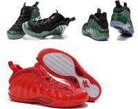 beach fabric - New Mens Cheap Tim Penny Hardaway Foamposites One Basketball Shoe sneakers South Beach Doernbecher Foams Trainer Us