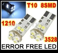 Wholesale Biggest Promotion W5W T10 SMD SMD light LED Car Instrument lights Canbus Auto Car led lamp