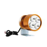 Wholesale 12V V W Bulbs DIY LED Headlight Lamp K Universal for Motorcycle E bike Motorcycle Motorbike Brake light