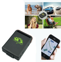 Wholesale TK102B GPRS GPS Mini Car Vehicle Tracker Global Real Time bands Tracking Device