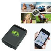 gps car tracking device - TK102B GPRS GPS Mini Car Vehicle Tracker Global Real Time bands Tracking Device