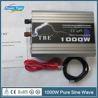 Cheap TBE 1KW Hot Sale Car Power Inverter DC 12V To AC 220V 1000W Pure Sine Wave Power Inverter For Cars