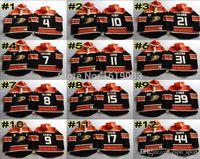 anaheim - 2015 Old Time Hockey Hoodies Jersey Anaheim Ducks Black Hooded Fleece Hoodie Sweatshirt ICE Hockey pullover
