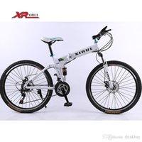 Wholesale Mountain bicycles bike inch wheel speed damping integrated folding bikes unisex bicicleta mountain bike mondraker aerofolio