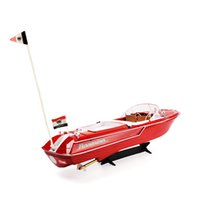 bathtub boats - Great HUIQI HQ2011 Mini MHz RC Racing Boat Speed Yacht Bathtub Water Playing Red