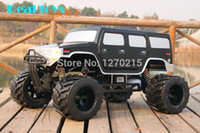 remote control car gas - FS Racing scale X4 CC GAS Monster truck remote control car RC with transmitter RTR