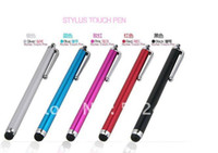 apple itouch prices - Metal Stylus Touch screen capacitive Pen for ipad iphone itouch tablet pc pic with and price
