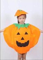 adult fruit costume - Halloween costumes costumes pumpkin pumpkin hat pumpkin modeling clothes clothes adult children JIA180
