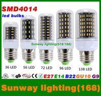 bulb e27 - led e27 bulb G9 B22 E14 GU10 SMD4014 W W W W W Warm White Wihte Super Bright LED bulbs AC110 V UL CSA