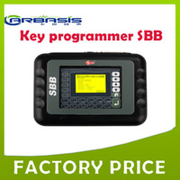 Wholesale 2014 Universal car transponder key machine sbb v33 version key programmer SBB with