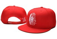Wholesale red Lastkings Snapback Caps Men s Snapback Hats LK Last Kings hats Ball Snapbacks team caps many styles albums offered order TY