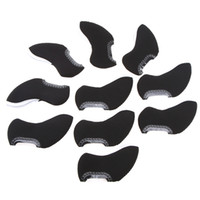 Wholesale High Quality Nylon Golf Headcover Set Golf Club Head Cover Iron Putter Head Cover Protect Set Accessary