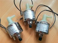 Wholesale Small heaters miniature solenoid pump magnetic pump models DCB SP12A power AC230V HZ W