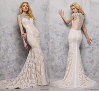 Cheap 2015 Wedding Dresses Best Mermaid Bridal Gowns