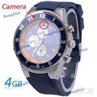 Wholesale 2012 NEW GB Multifunction Wrist Watch in MP3 Player Digital Video Recorder Camera U Disk MMA