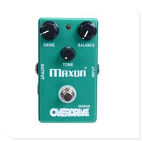 Wholesale OVERDRIVE OD808 Guitar Effect Pedal And True Bypass MU0841